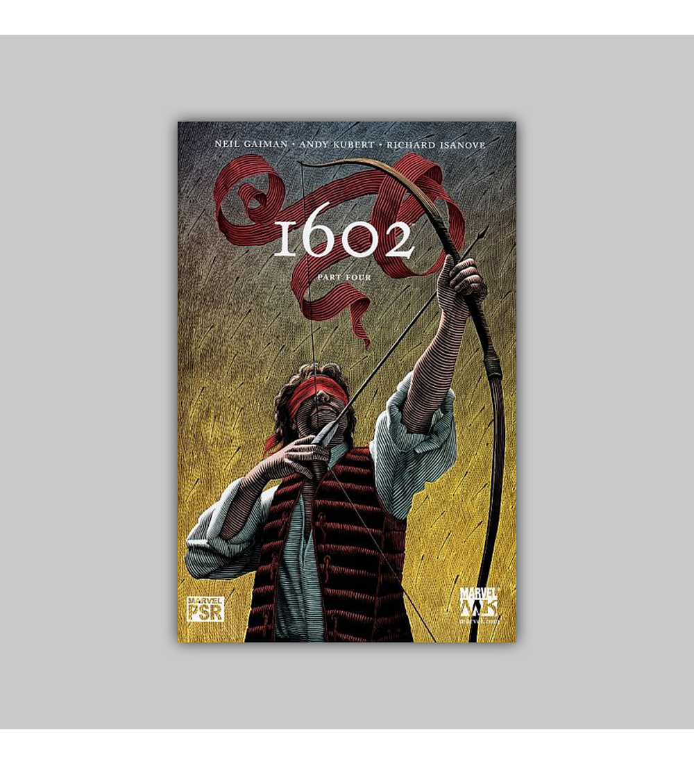 Marvel: 1602 4 2004