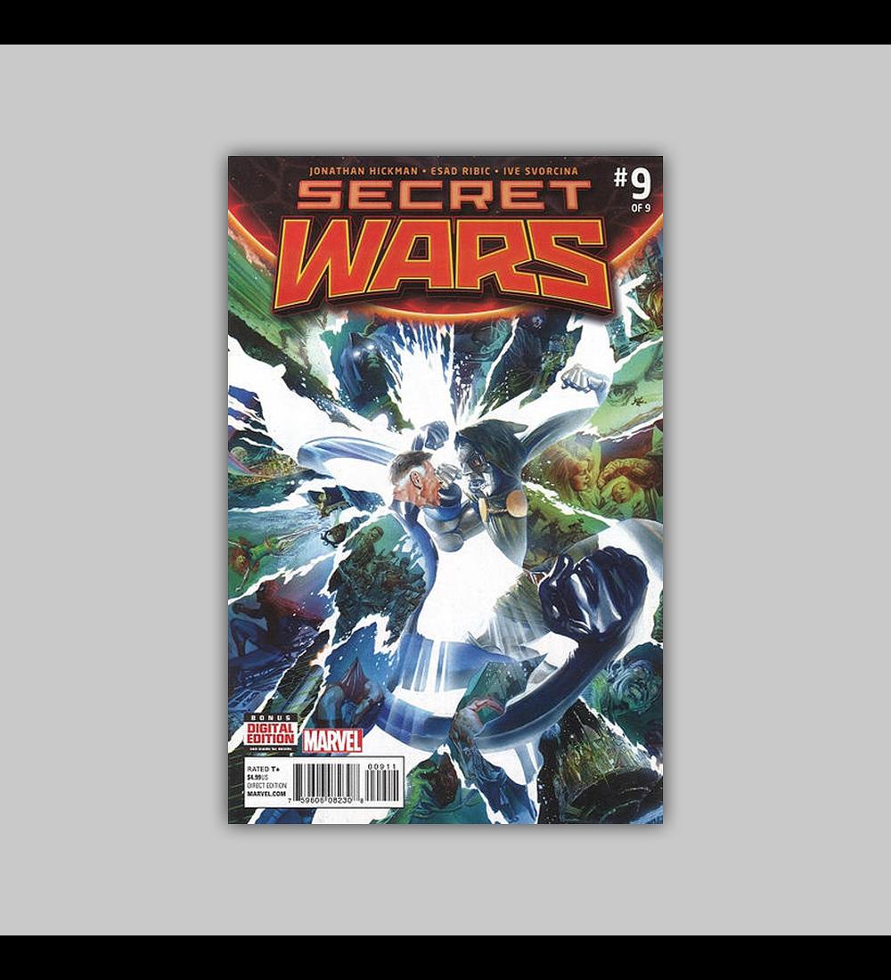 Secret Wars 9 2015