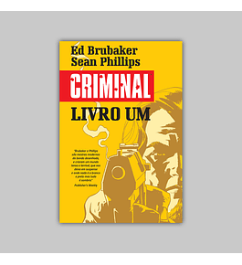 Criminal Vol. 01: Cobarde/Lawless HC