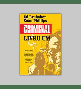 Criminal Vol. 01: Cobarde/Lawless HC