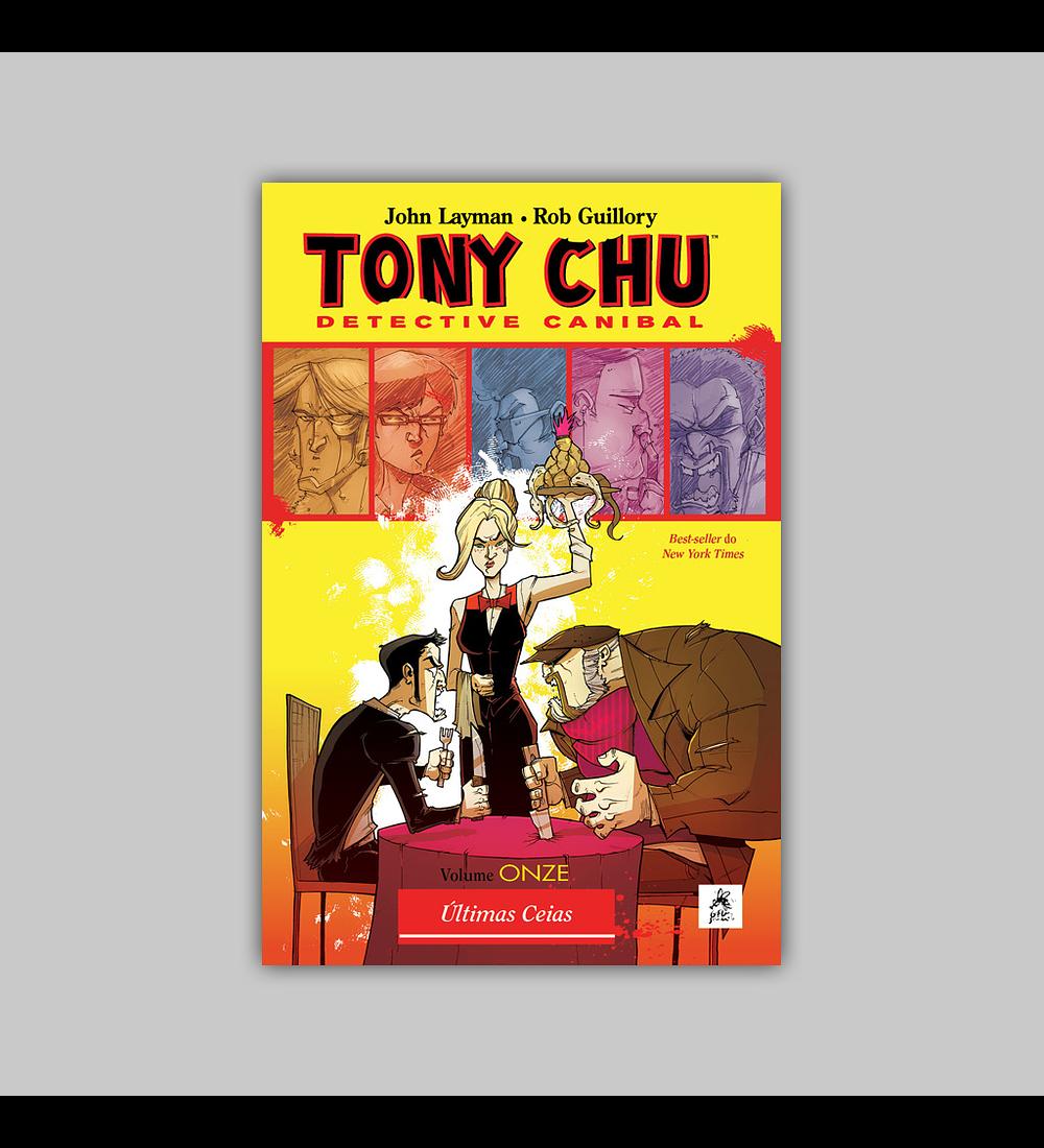 Tony Chu Vol. 11 HC