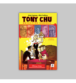 Tony Chu Vol. 11 HC
