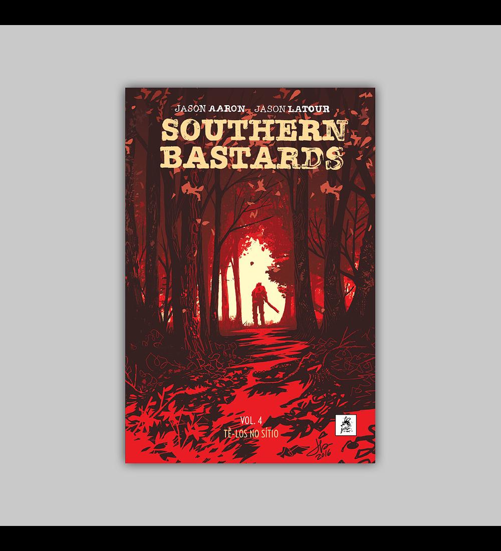 Southern Bastards Vol. 04: Tê-los no Sítio HC 2019