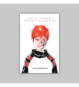 Descender Vol. 03: Singularidades HC