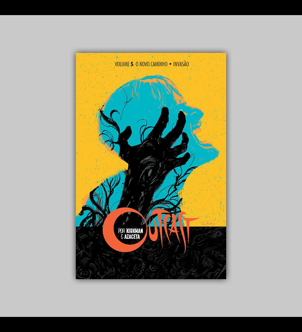 Outcast Vol. 05: O Novo Caminho • Invasão HC