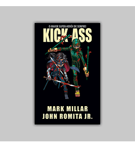 Kick Ass Vol. 01 HC
