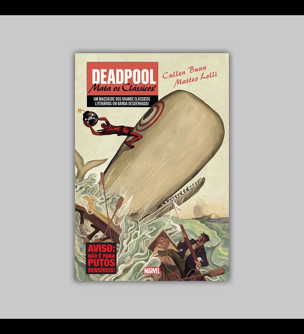 Deadpool Mata os Clássicos HC