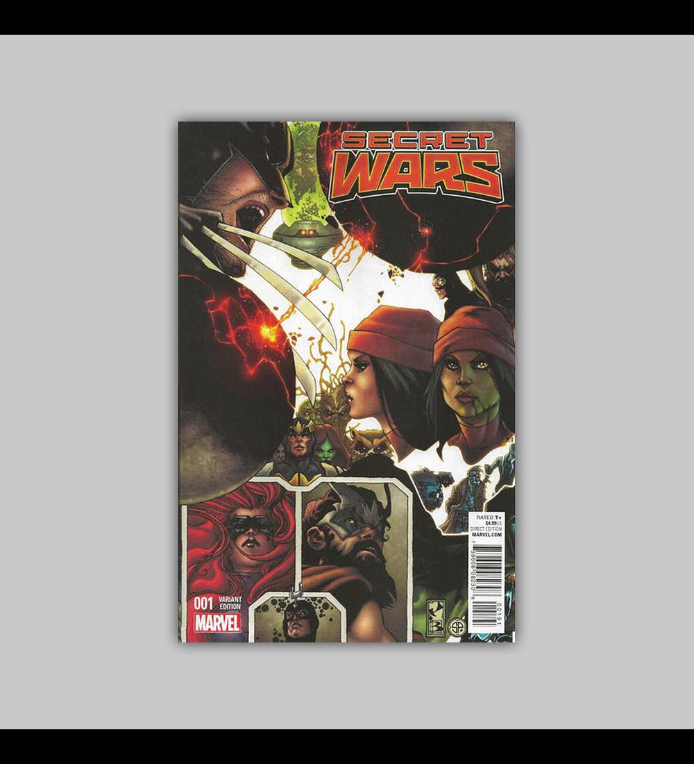 Secret Wars 1 I 2015