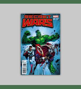 Secret Wars 1 G 2015