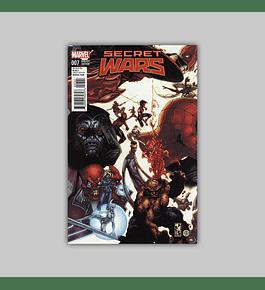 Secret Wars 7 B 2015