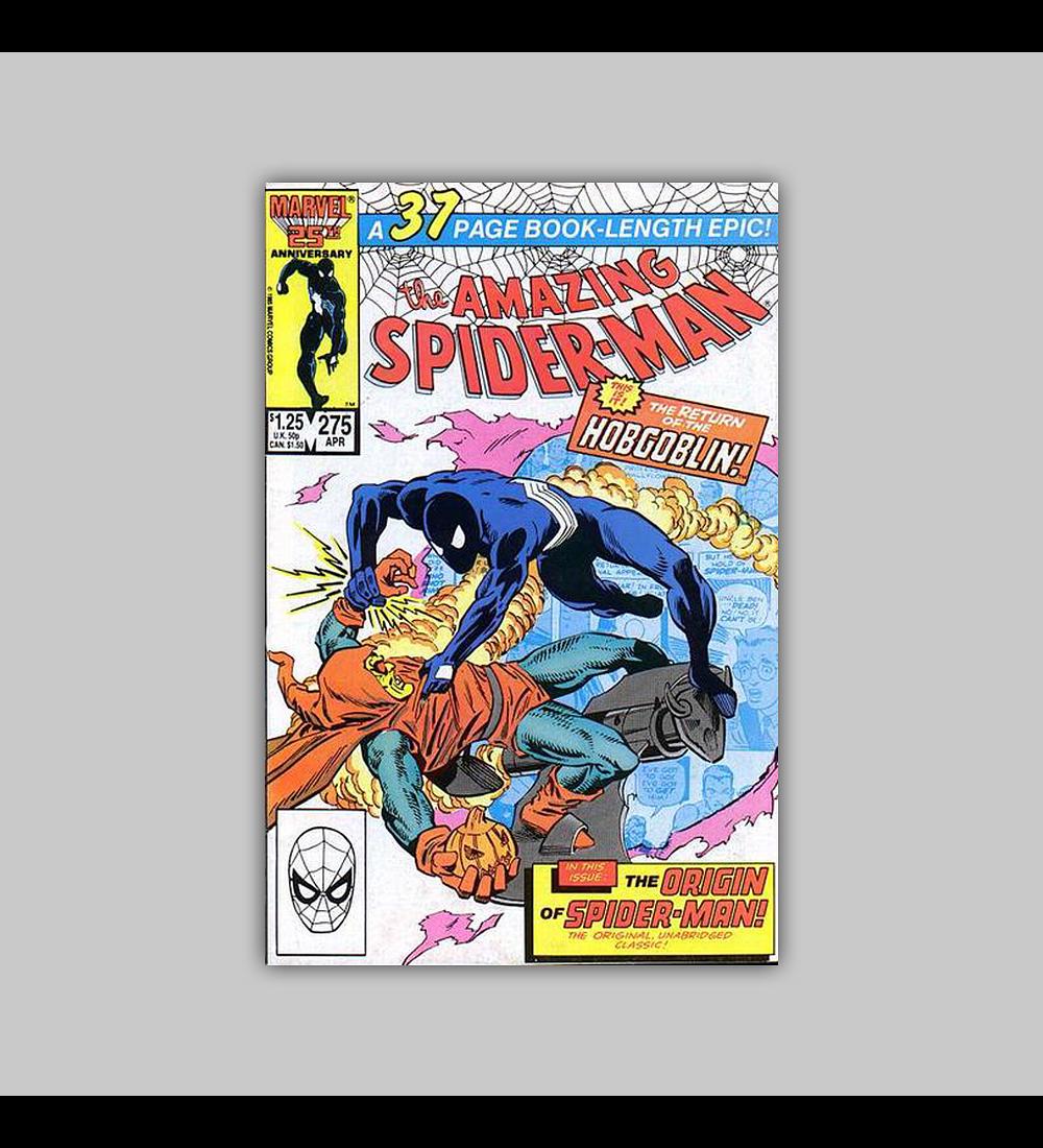 Amazing Spider-Man 275 1986