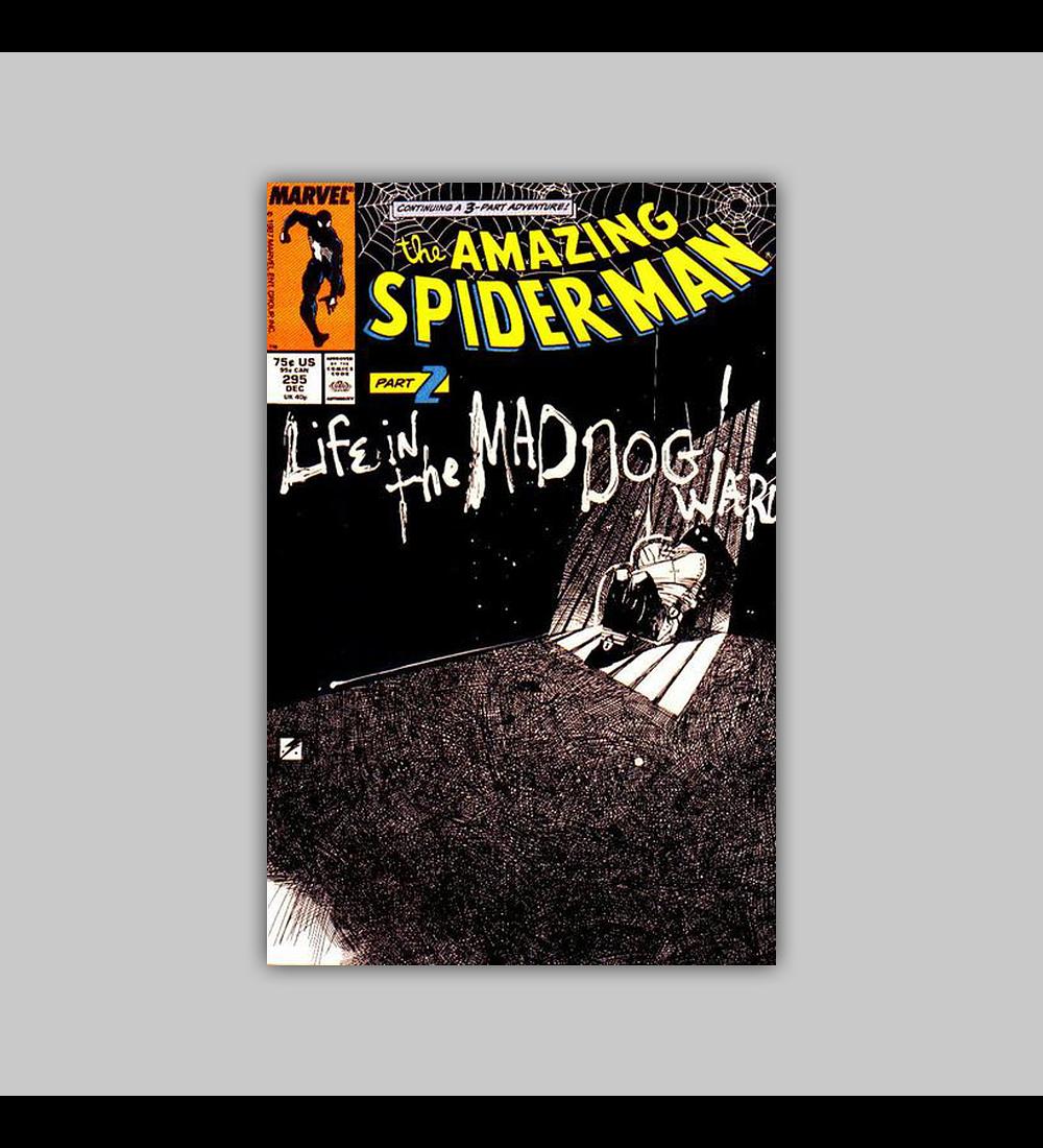 Amazing Spider-Man 295 1987