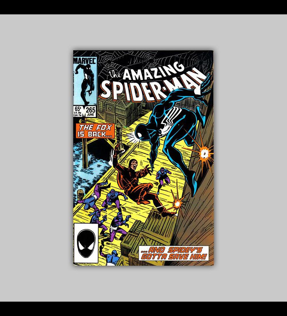 Amazing Spider-Man 265 1985