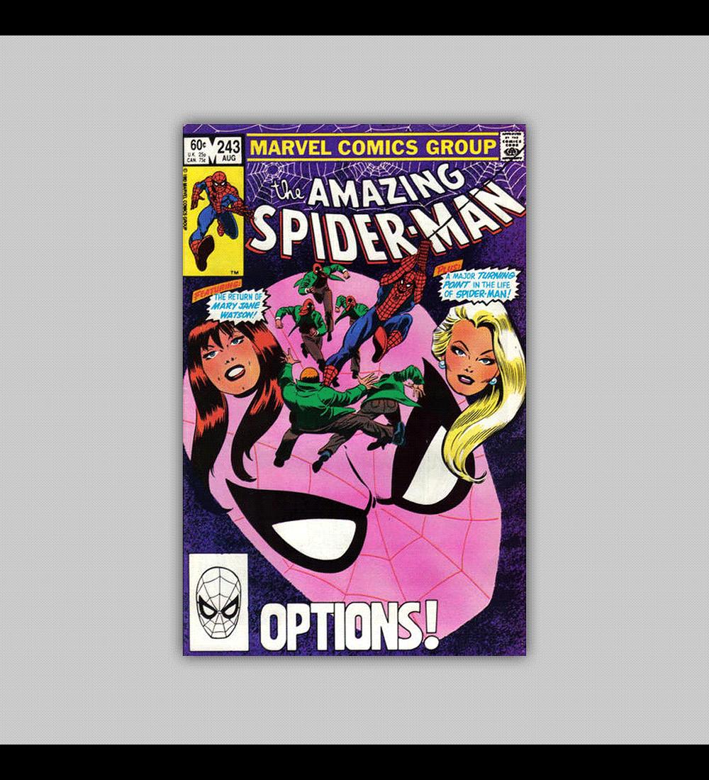 Amazing Spider-Man 243 1983