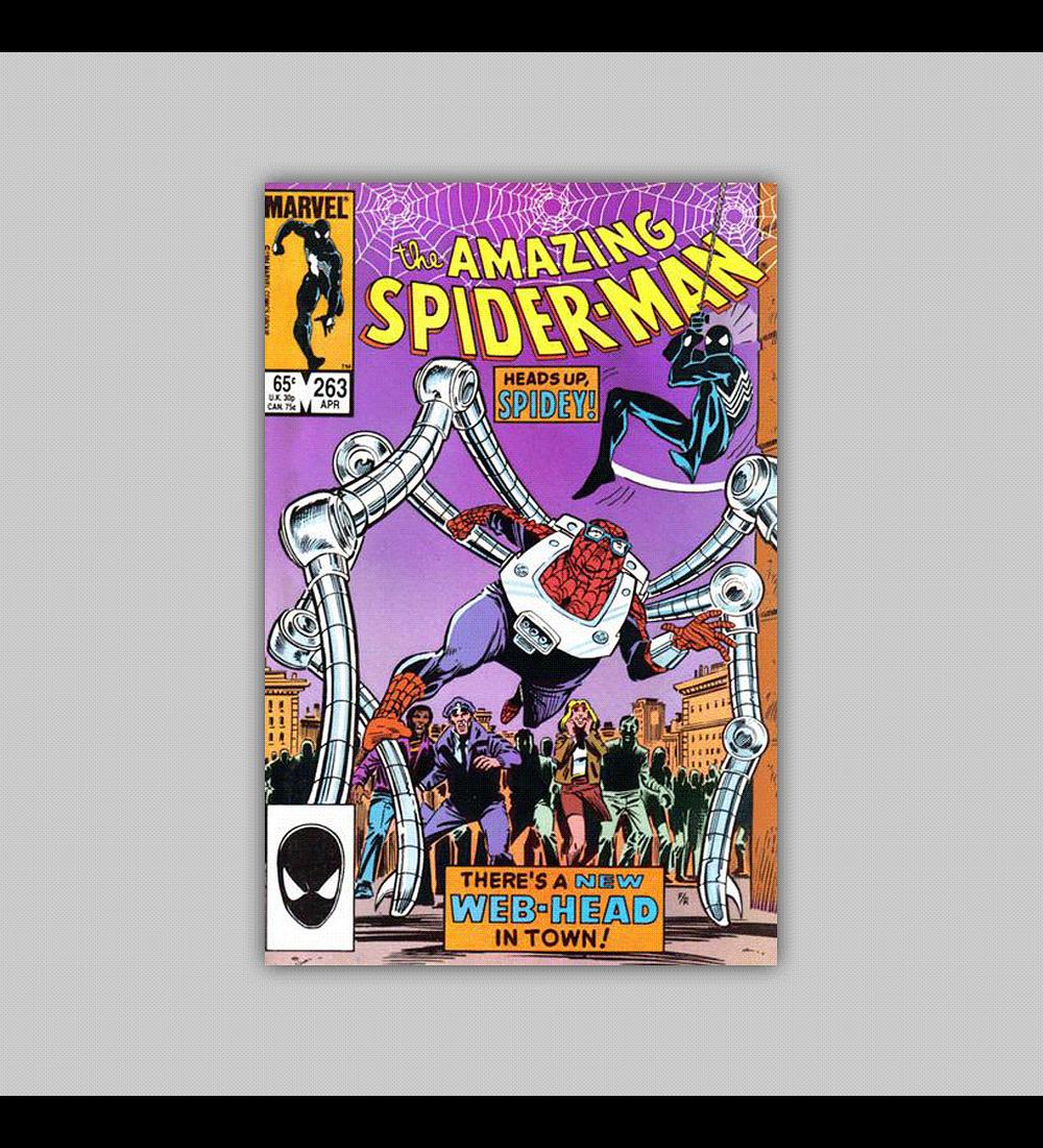 Amazing Spider-Man 263 1985