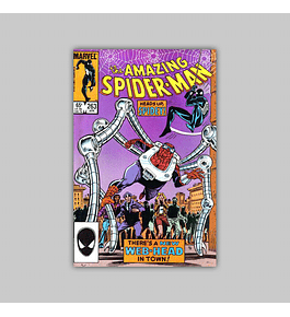 Amazing Spider-Man 263 1985