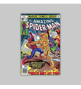 Amazing Spider-Man 173 FN (6.0) 1977