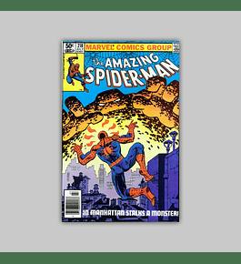 Amazing Spider-Man 218 NM (9.2) 1981