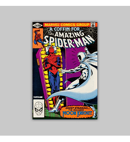 Amazing Spider-Man 220 1981