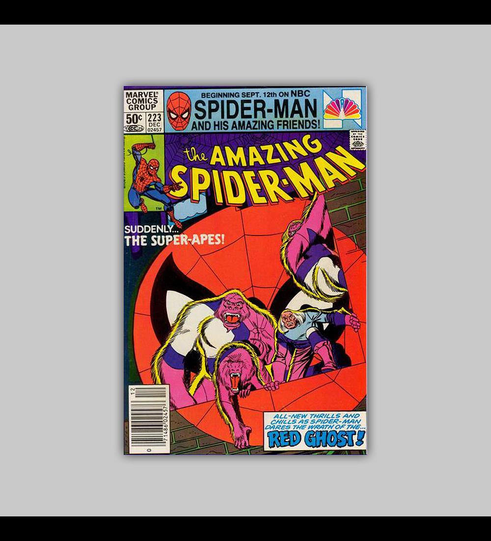 Amazing Spider-Man 223 1981