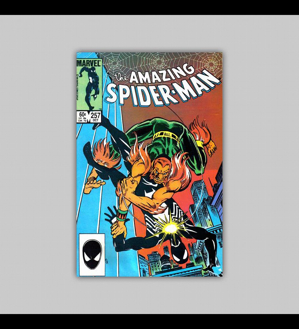 Amazing Spider-Man 257 1984