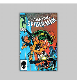 Amazing Spider-Man 257 1984