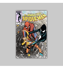 Amazing Spider-Man 258 1984