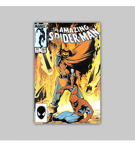 Amazing Spider-Man 261 1985