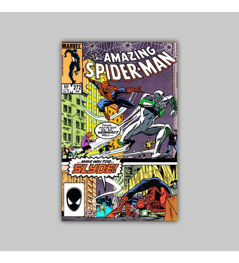Amazing Spider-Man 272 1986