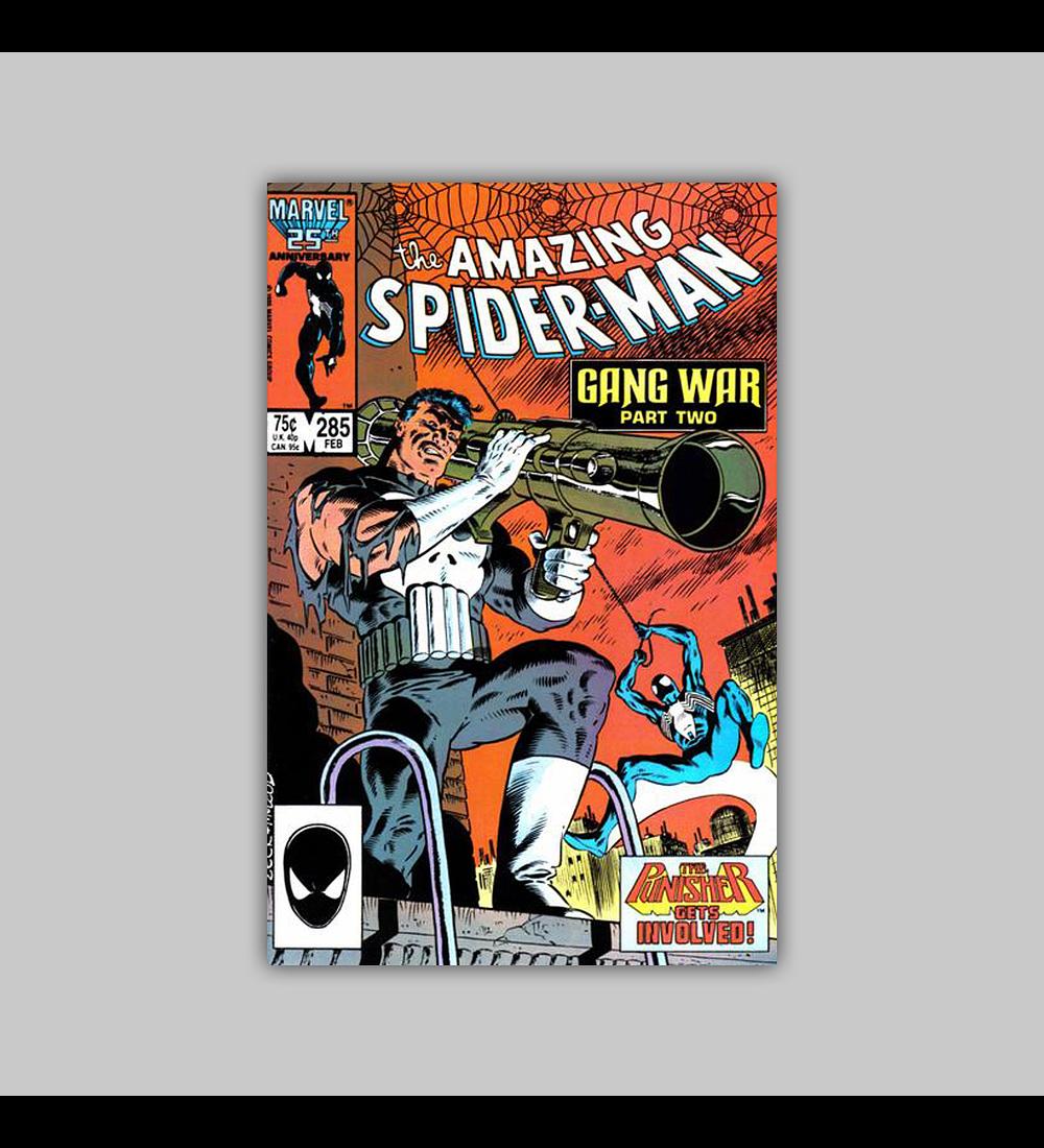 Amazing Spider-Man 285 1987