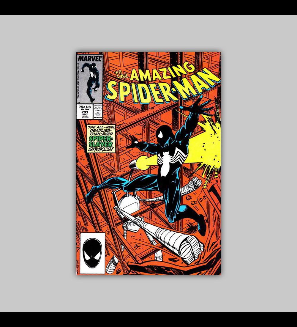 Amazing Spider-Man 291 1987