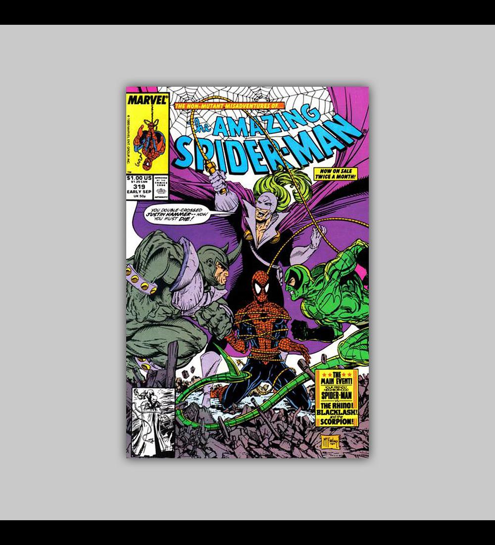 Amazing Spider-Man 319 1989