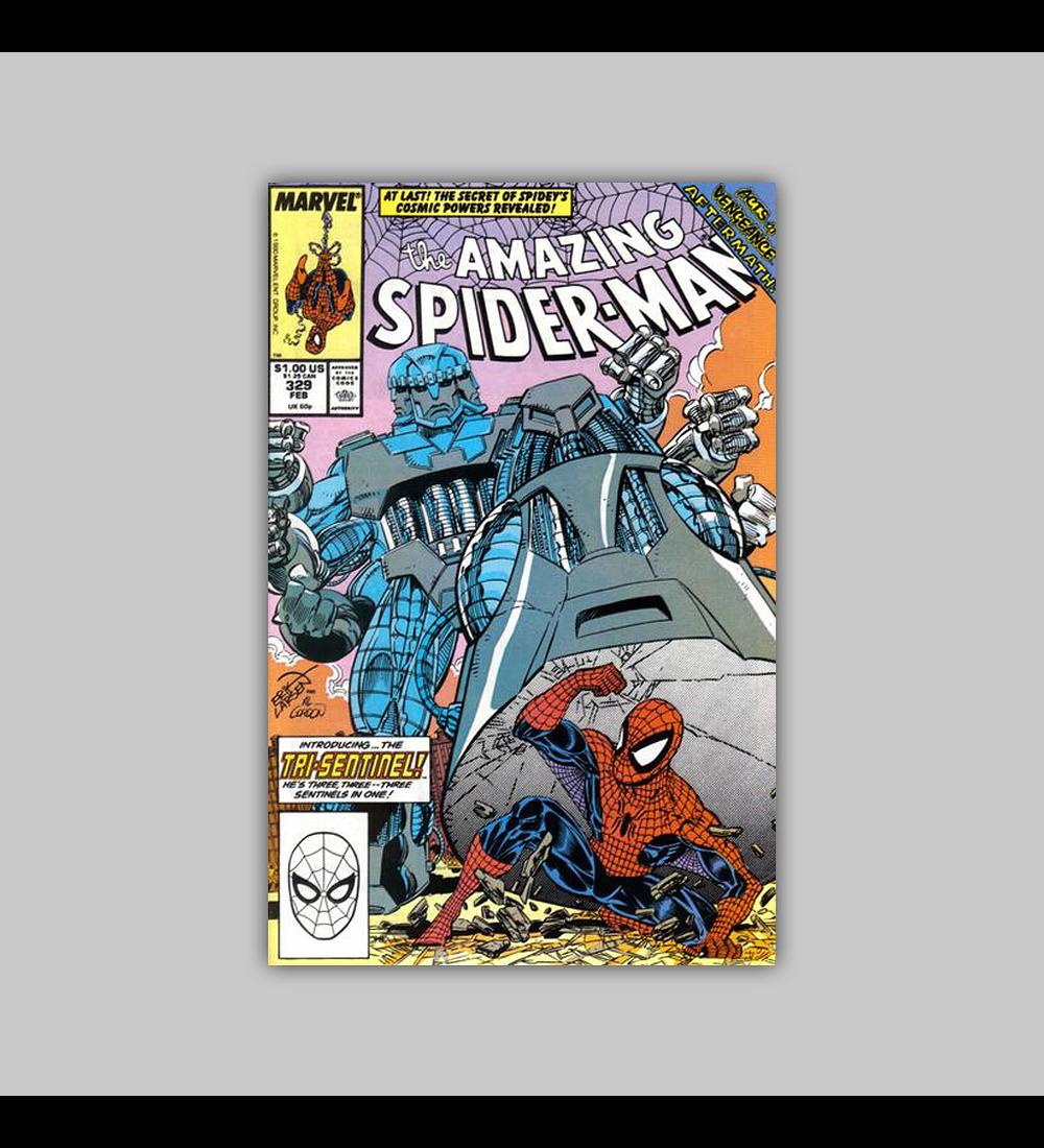 Amazing Spider-Man 329 1990
