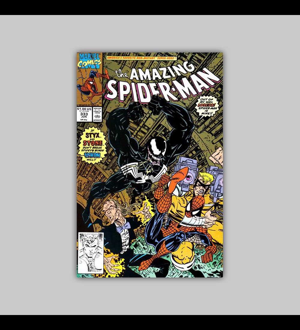 Amazing Spider-Man 333 1990