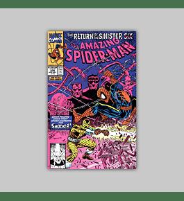 Amazing Spider-Man 335 1990