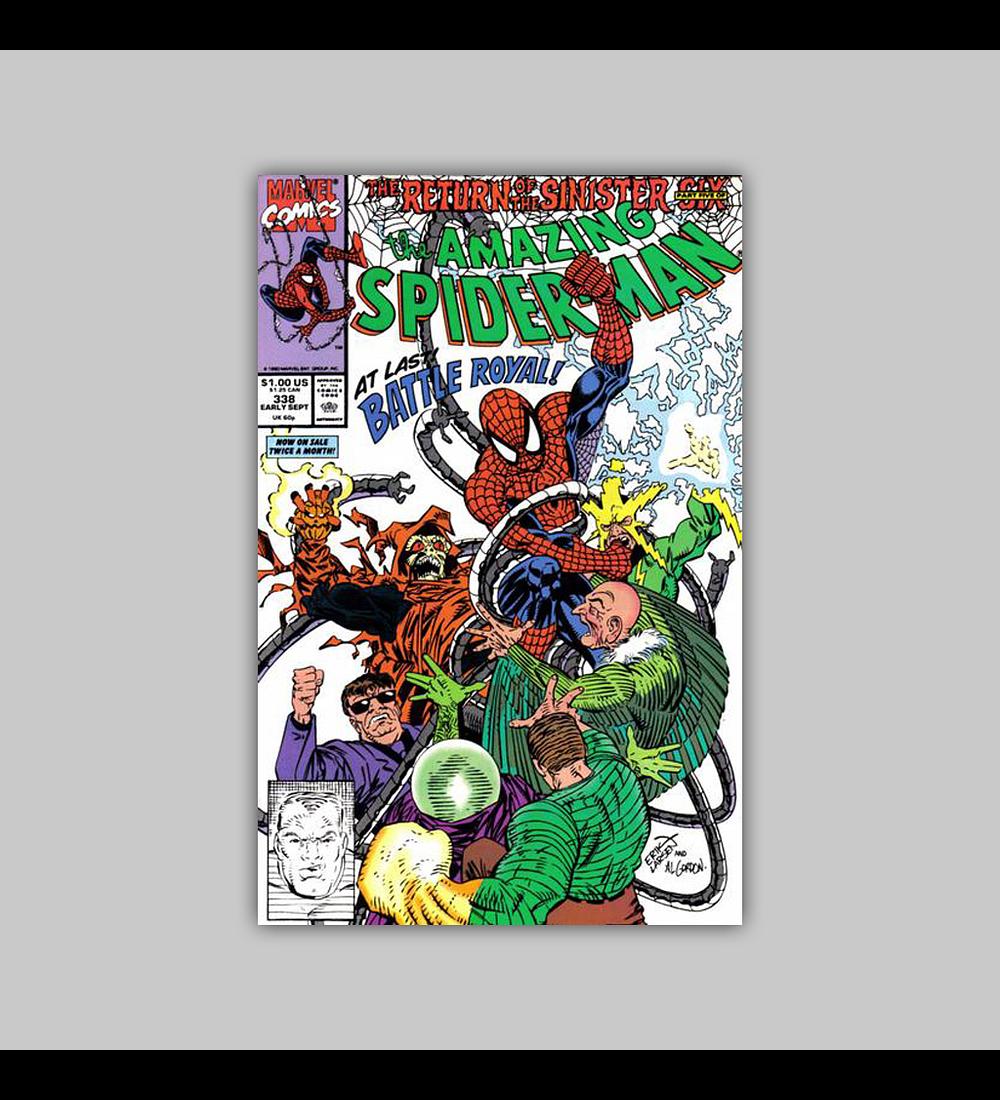 Amazing Spider-Man 338 1990