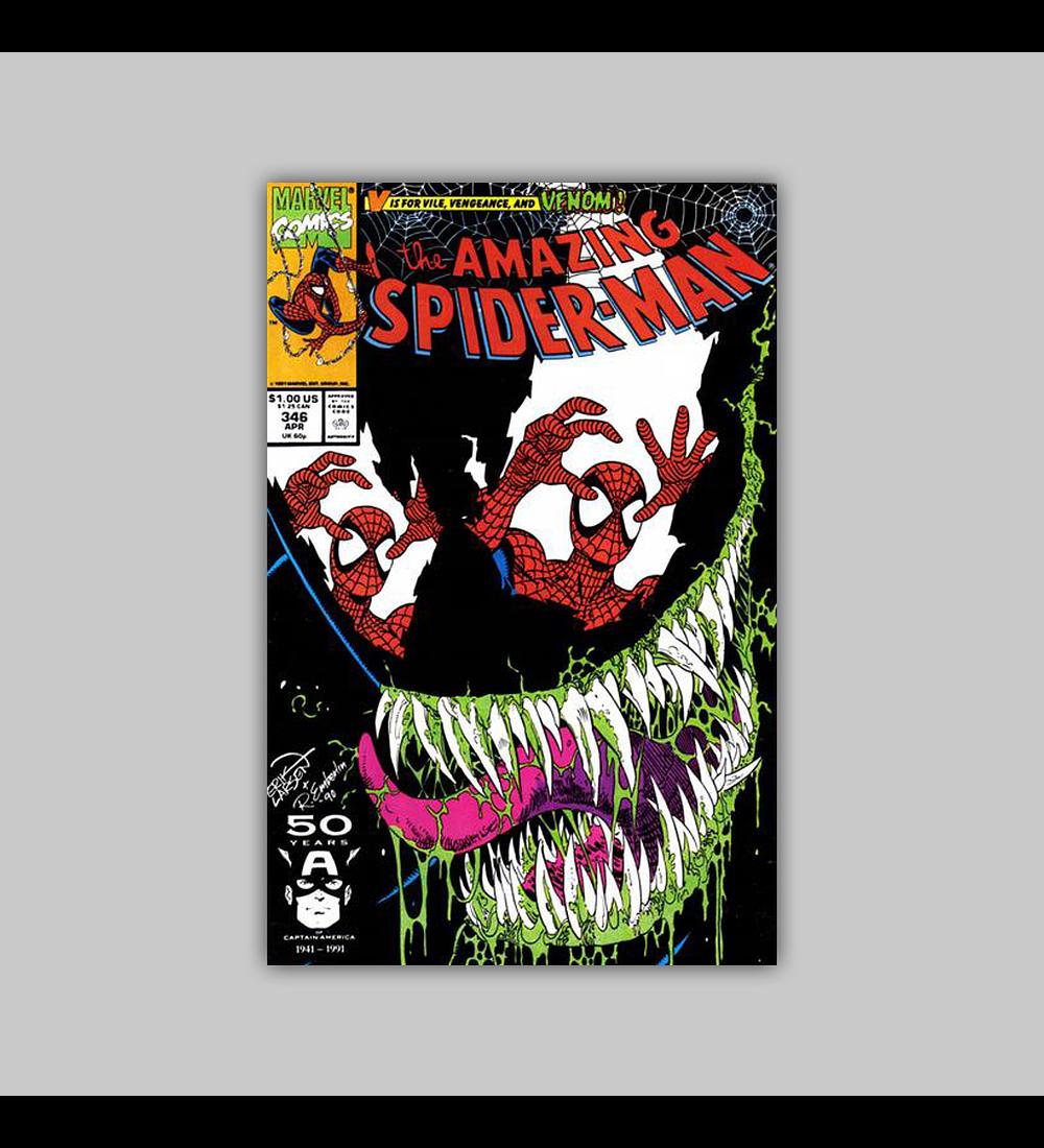 Amazing Spider-Man 346 1991