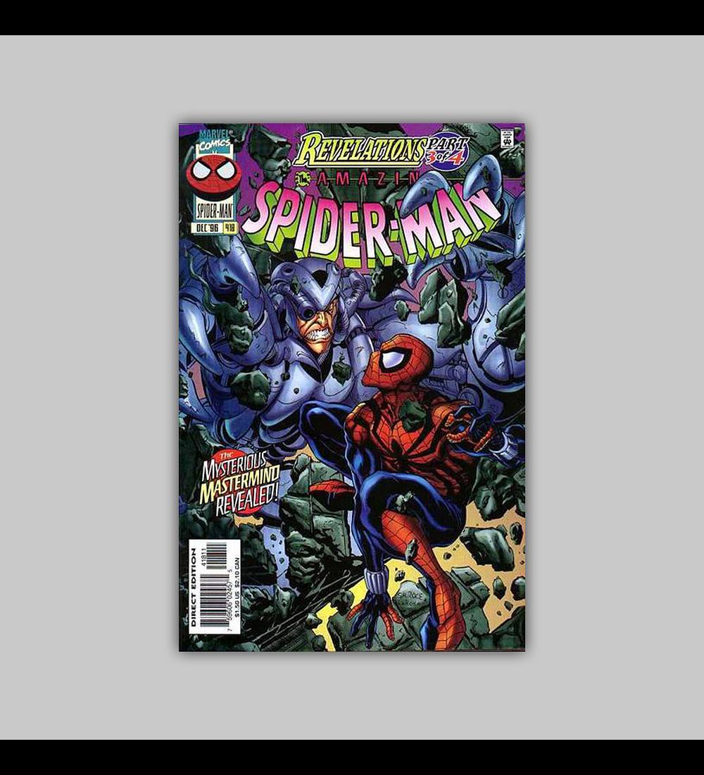 Amazing Spider-Man 418 1996