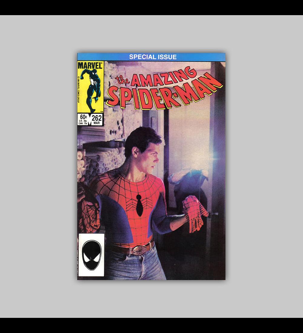 Amazing Spider-Man  262 1985
