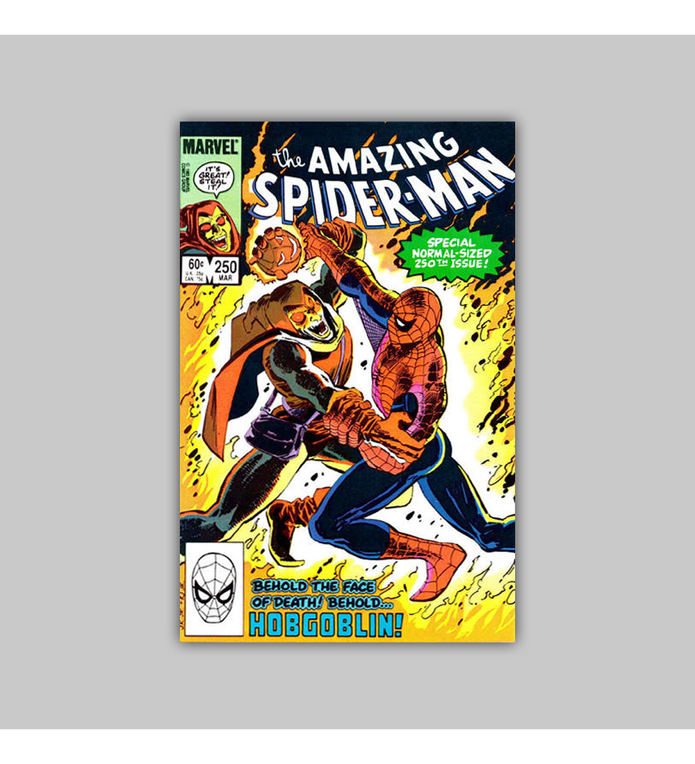 Amazing Spider-Man 250 1984