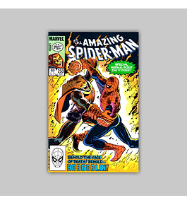 Amazing Spider-Man 250 1984