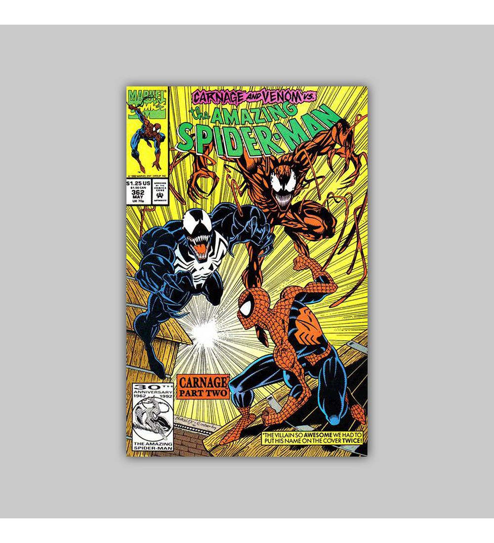 Amazing Spider-Man 362 1992