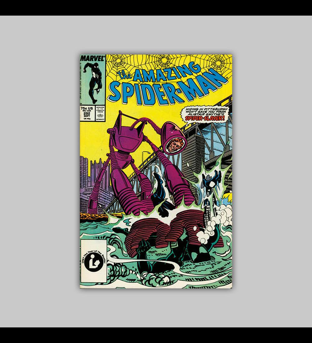 Amazing Spider-Man 292 1987