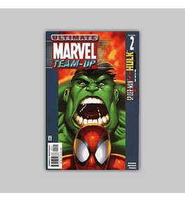 Ultimate Marvel Team-Up 2 2001