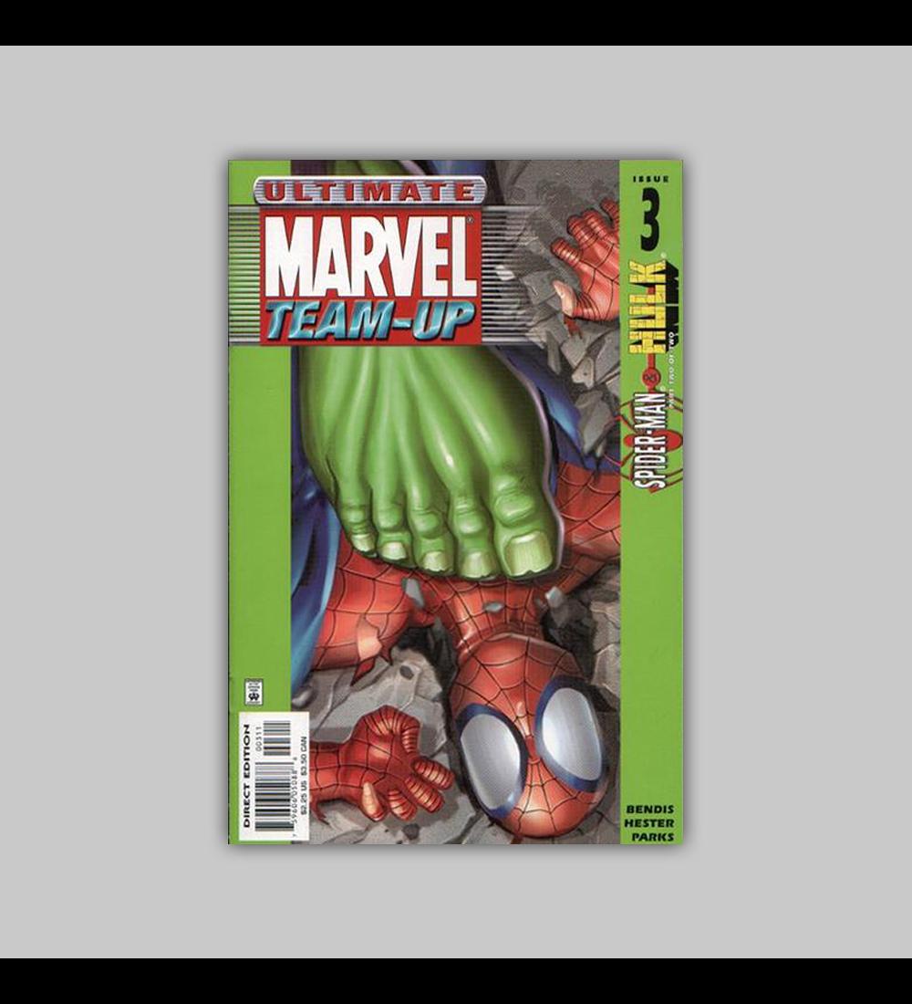 Ultimate Marvel Team-Up 3 2001