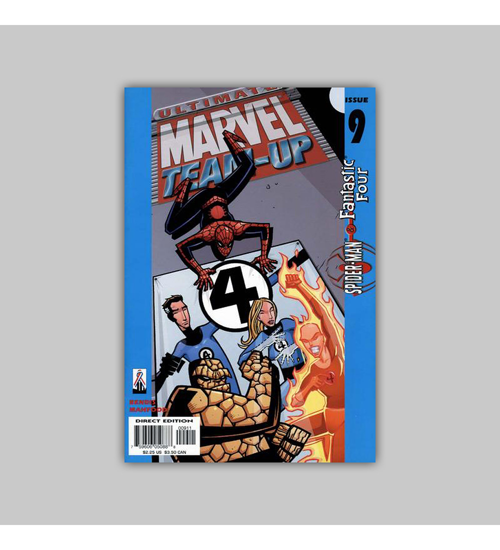 Ultimate Marvel Team-Up 9 2001