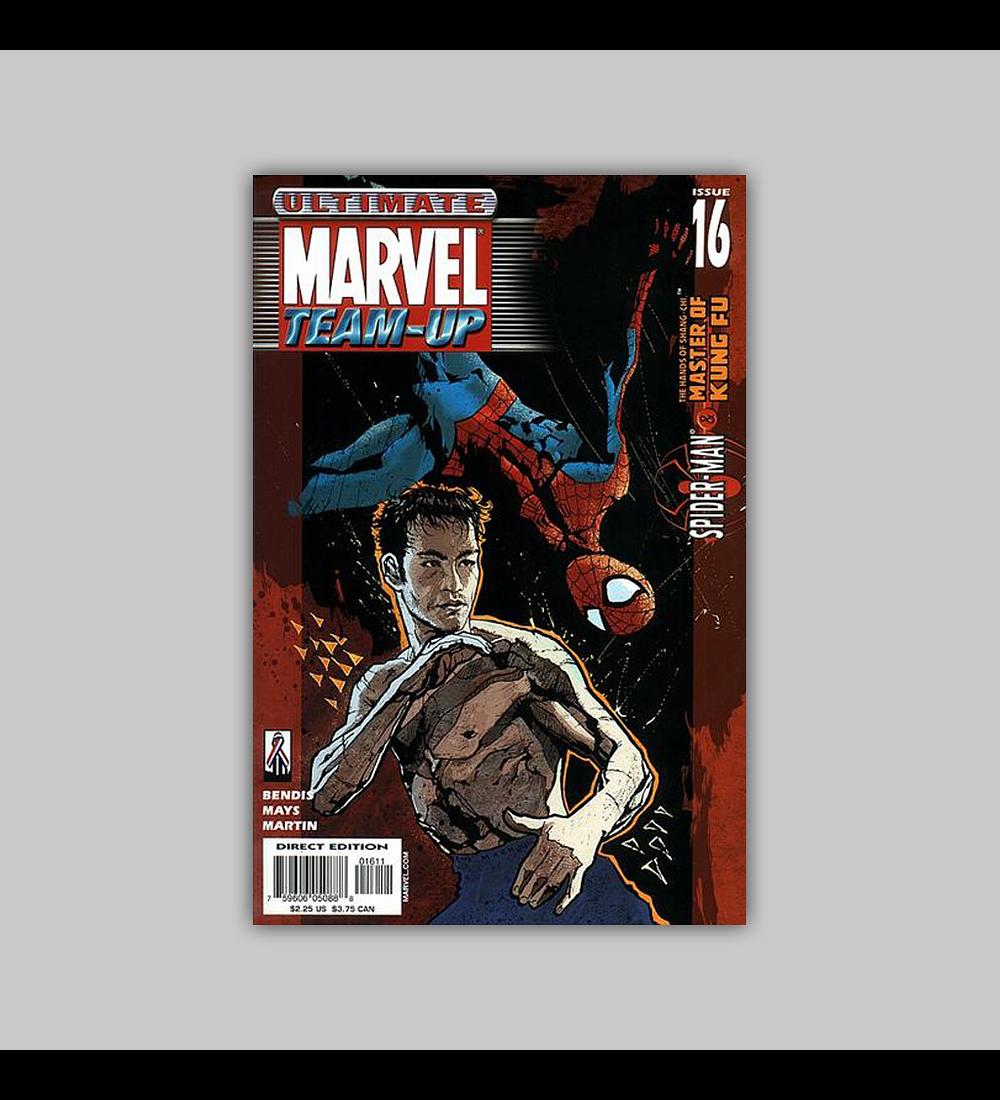 Ultimate Marvel Team-Up 16 2002