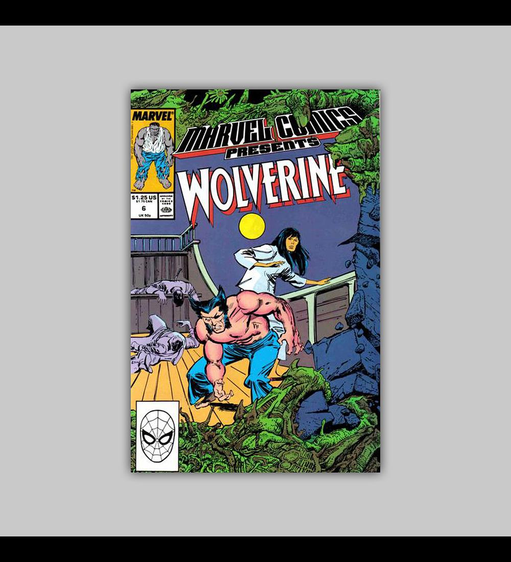 Marvel Comics Presents 6 1988
