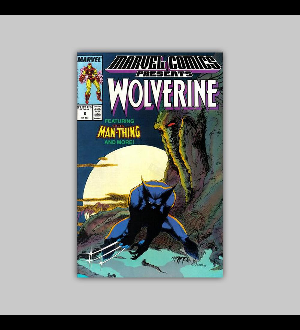 Marvel Comics Presents 8 1988