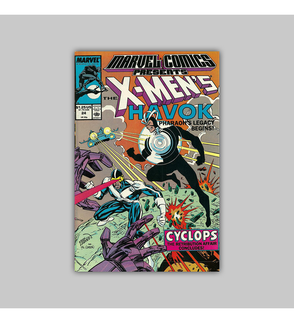 Marvel Comics Presents 24 1989